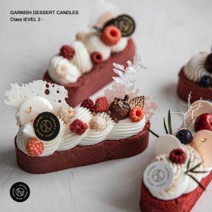 Garnish Dessert Candle Level 2_a