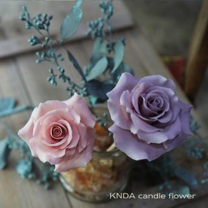 KNDA Candle Flower_a