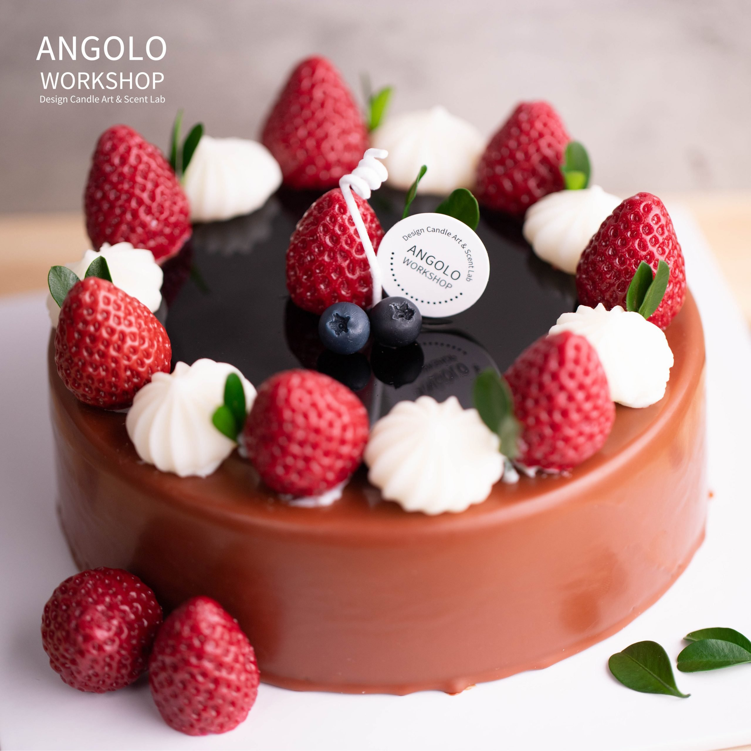 Soy Cake Candle