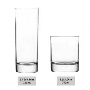 Glass Tumble